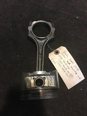 2000 Honda Outboard 130hp BF130AY XA pisotn and connecting rod 13101-ZW5-000