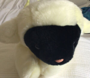 Ty Beanie Buddy Chops The Lamb - Preowned Excellent Condition Free Shipping