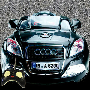 AUDI KIDS RIDE ON CARS ELECTRIC CHILDRENS V BATTERY REMOTE CONTROL - Audi electric toy car