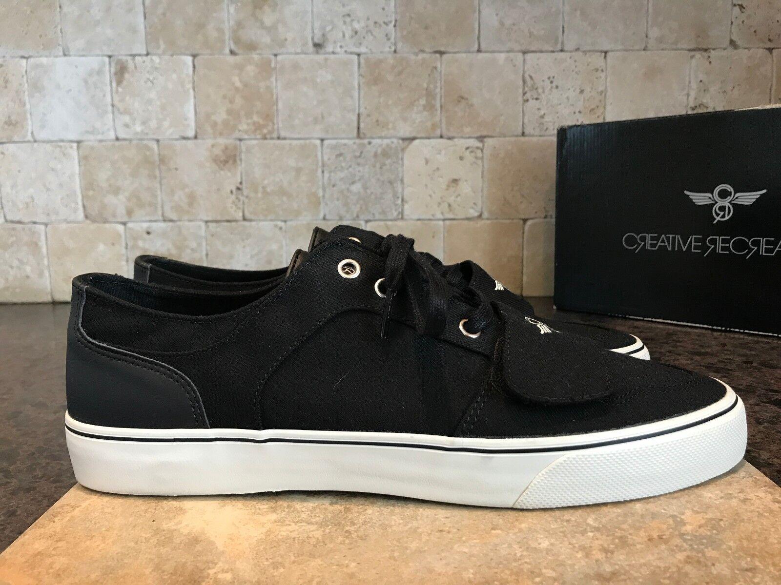 CREATIVE CREATION CESARIO MEN'S LO XVI BLACK SUIT MEN'S CESARIO Schuhe SIZE 11.5 NIB 1da1f1