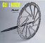 Bicycle MTB Cycling Bike Disc Brake Rotor 160mm//180mm with 6 Bolts For Avid