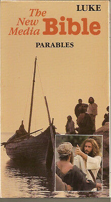 The New Media Bible - Luke Part II: Parables (VHS) 1976