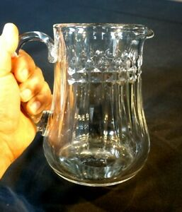 Beautiful-Baccarat-Vintage-Large-Pitcher