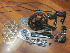 SRAM RIVAL 22 11 SPEED HAYES CX EXPERT DISC 175 GXP 46/36 11-28 GROUP BUILD KIT