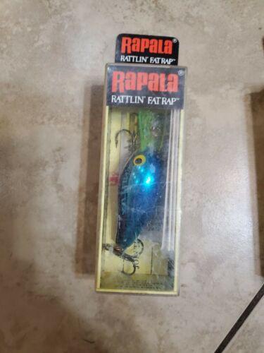 RFR-5 CHB rapala rattlin fat rap fishing lure