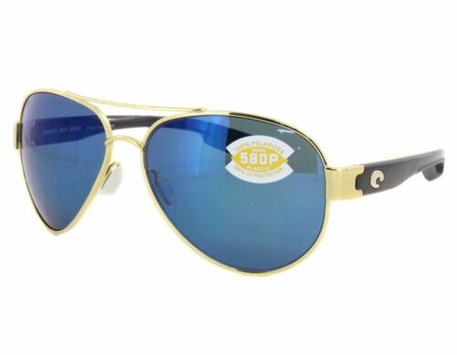 New Costa del Mar South Point Green Mirror SO26-OGMGLP580G Sunglasses