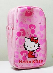 Hello-Kitty-Digital-Camera-Pouch-Bag-Case-For-Canon-Nikon-Sony-Fujifilm-Digicam