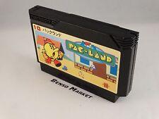 PAC-LAND PACLAND PAC-MAN PACMAN - NINTENDO FAMICOM NES 8 BIT GIAPPONESE JAP JP