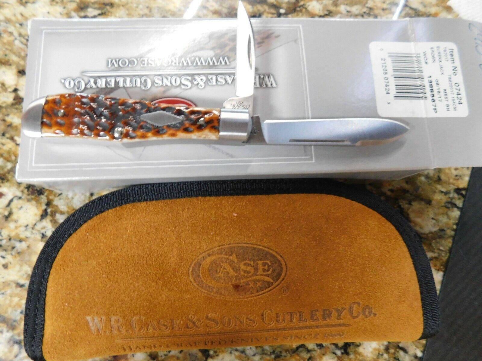 case tony bose eureka jack knife