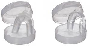 ALEX Mundschutz Zahnschutz Silikon, Single / Double, Kinder / Erwachsene