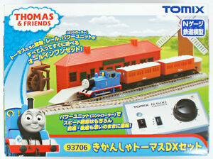 Tomix 93706 Thomas Engin & Amis Dx Kit De Départ (echelle N)