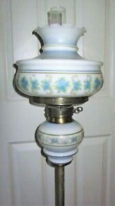 Lamp Betsy Ross Gl Shade Very Rare