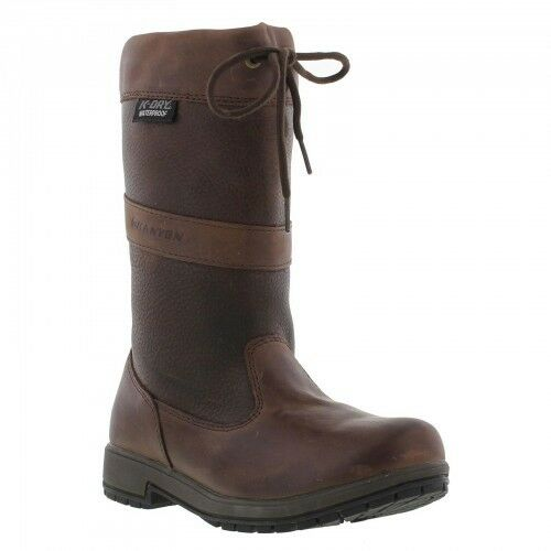 Kanyon Charme Charme Charme Unisexe Imperméable En Cuir Court Country Yard Pointure 95bd13