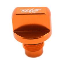 1pcs Engine Magnetic Oil Drain Plug Filler Cap For KTM DUKE 125 200 390 DUKE 390