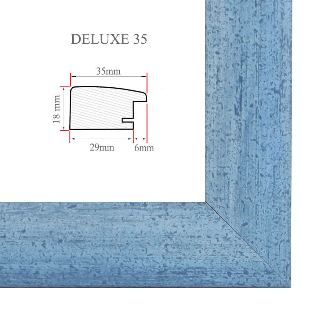 DELUXE35 Cornici 46x105 cm o 105x46 105x46 105x46 cm Foto Galerie Poster a61ca4