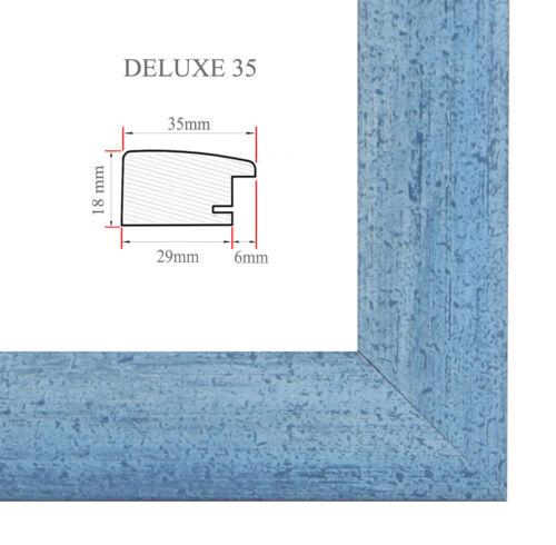 Deluxe 35 cadre photo 36x28 CM ou 28x36 cm photo//GALERIE//poster cadre