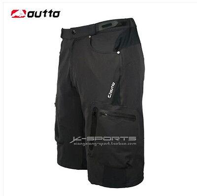 2 Color Men's  Cycling Mountain Bike / Bicycle Shorts Half Pants(No padding)