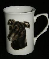 BN Greyhound Bone China Mug, Four Greyhounds Available, Greyhound Gift, Dog Mug