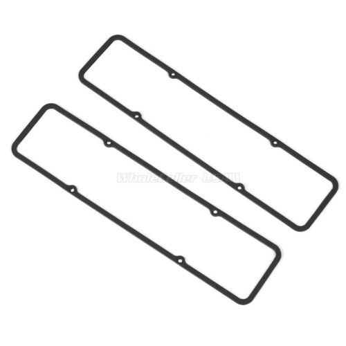 Rubber Valve Cover Gasket Fits Small Block CHEVY 283 305 327 383 400 7484BOX.