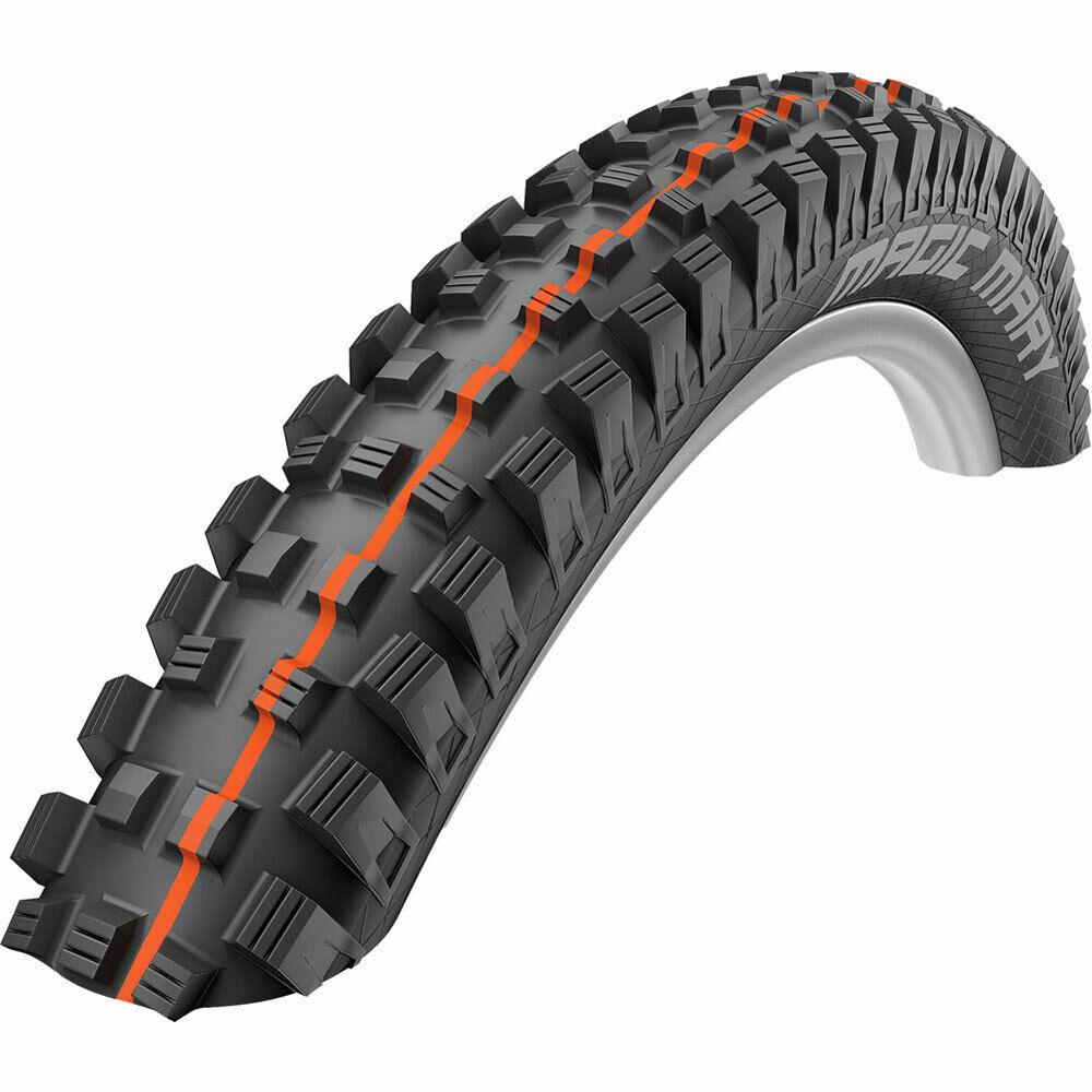 Schwalbe Reifen Magic Mary HS 447 70-584 27,5 Zoll x 2,80 falt black Fahrrad