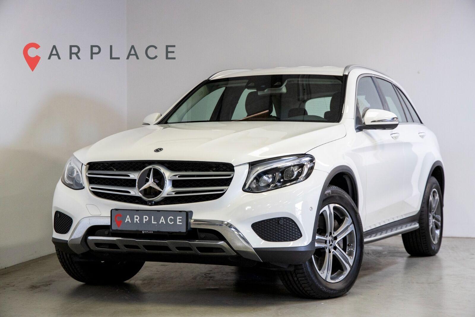 Mercedes GLC220 d 2,2 aut. 4-M 5d - 489.900 kr.