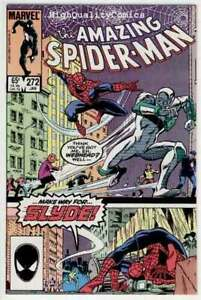 SPIDER-MAN-272-VF-NM-Kyle-Baker-Slyde-Amazing-1963-more-ASM-in-store