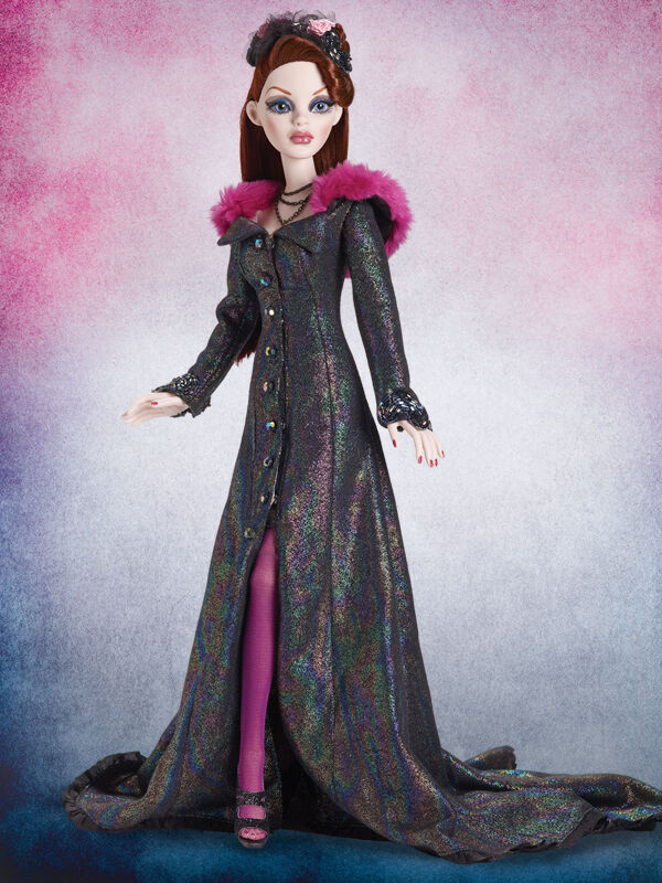 Beautiful Evening Rainbow Parnilla doll NRFB Evangeline Ghastly LE 350