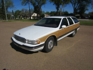 1994 Buick Roadmaster Estate Wagon (Station Wagon)