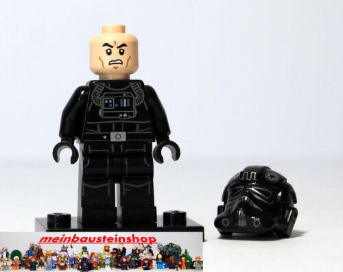TIE Fighter Pilot sw543 75056 Lego® Star Wars Minifigur Figuren 75031