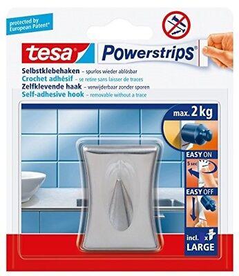 Fornito Tesa Power Strips Gancio Adesivo In Acciaio Inossidabile Concavo 58120 Max 1,5kg