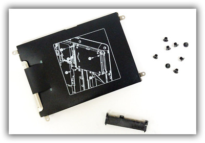 New SATA Hard Drive Caddy Bracket /& Connector for HP Elitebook 720 820 G1 820 G2