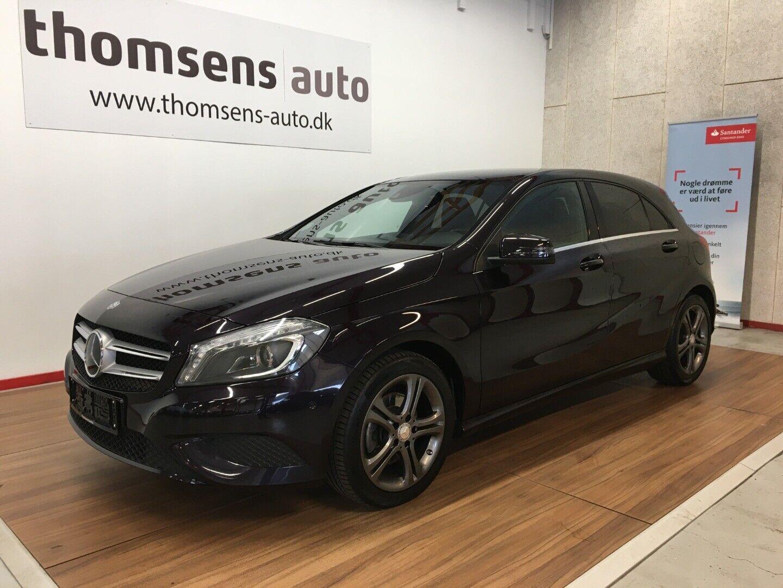 Mercedes A200 2,2 CDi 5d