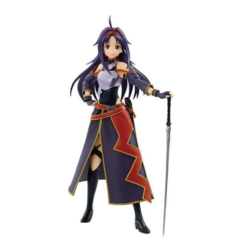 BANPRESTO Sword Art Online II SAO YUKI FILM OS VIOLLETTE 15 CM