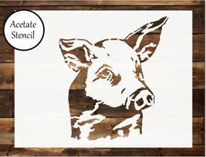Craft Stencil Animal Stencil Fish Stencil Card making Airbrush