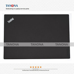 New 01AV931 for Lenovo Thinkpad X260 LCD Top Case Back Cover Rear Lid Housing