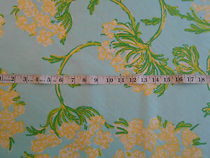 Fabric Lee Jofa Lilly Pulitzer Racy Lacey Fabric 6 Yds Retail 996