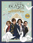 Fantastic Beasts and Where to Find Them: Colouring and Creativity Book (with Stickers) by Scholastic (Paperback, 2016)