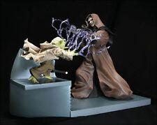 Star Wars Yoda vs Emperor Palpatine 1/7 statue/figure-Kotobukiya-NIB-RARE