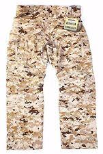 BLACKHAWK! Warrior Wear V.2 HPFU ITS 38x30 Combat Pants Desert Digital AOR1