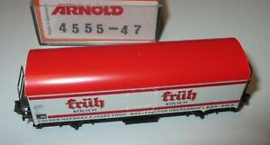 Arnold-4555-47-Kuehlwagen-Ichqrs-2-achsig-034-Frueh-KOLSCH-034-gt-Neu-OVP