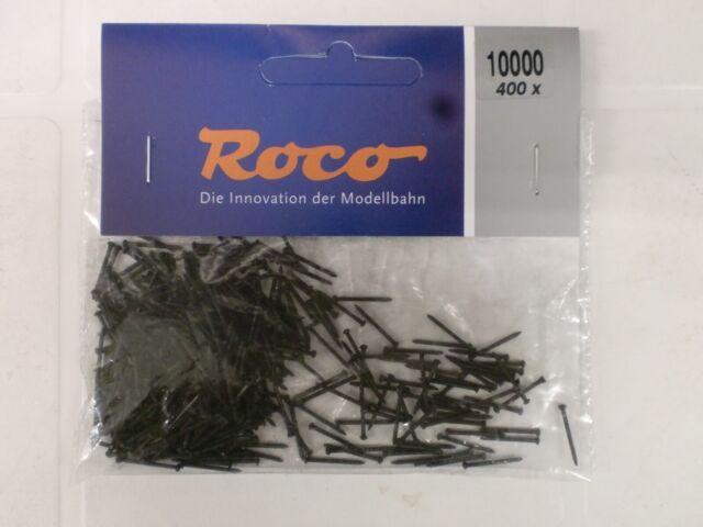 ROCO HO 10000 - SET 400 chiodini per fissaggio binari HO FS