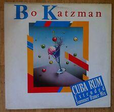 """BO KATZMAN Cuba Rum 12""""-Maxi"""
