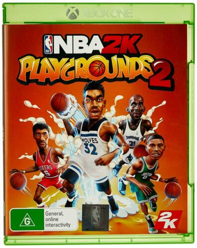 NBA 2K Playgrounds 2 Xbox One Gaming Basketball Simulation Gameplay Video Games