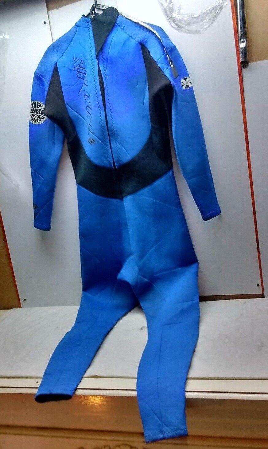 Rip Curl Women Wet Suit Swimwear Swimsuit One Piece  M Purple  exclusive
