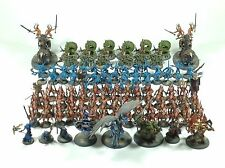 Warhammer Age Of Sigmar Chaos Daemon Army painted by Dante Miniatures