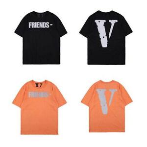 New-Reflective-letters-big-V-T-shirt-Men-Fashion-Summer-cotton-Hip-Hop