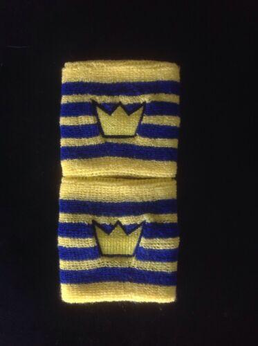 Schweißband Mcenroe /& Connors 80s Tennis Retro Armbänder Kostüm