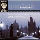 Mozart: String Quartet in D K. 575; Smetana: String Quartet No. 2; Shostakovich: String Quartet No. (2007)