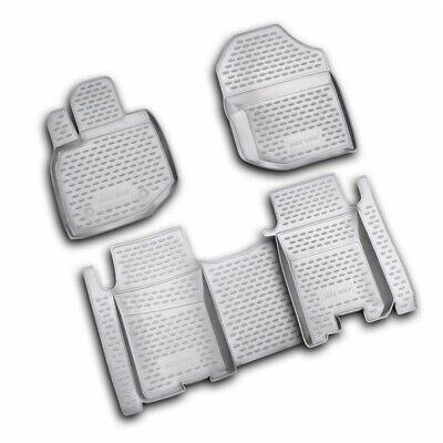 Novline Set tappeti su misura in TPE Fiat 500X Jeep Renegade top quality