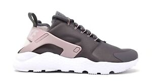 ef06ba3f61c5 819151-016 Nike Womens Air Huarache Run Ultra W Gunsmoke Vast Grey ...